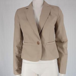 Loft | Modern Beige Blazer Jacket